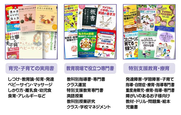 育児・子育ての実用書 教育現場で役立つ専門書 特別支援教育・療育
